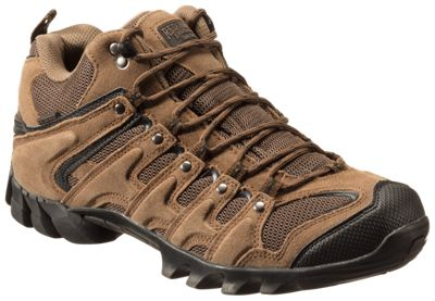 440a0b63e8b RedHead Talus II Hiking Boots for Men Brown 12W