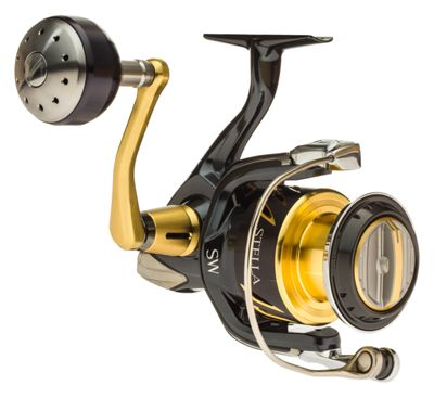 Shimano stella sw spinning reel bass pro shops for Bass pro shop fishing reels