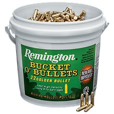 Remington Bucket O' Bullets .22 LR Rimfire Ammo
