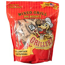 Scott Pet Products Grillerz Mixed Grill Dog Biscuits