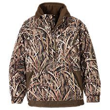 Drake Waterfowl Systems MST Fleece-Lined 1/4-Zip Pullover 2.0 for Men