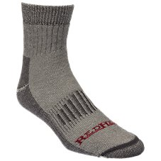 RedHead Lifetime Guarantee Lightweight Wool Quarter Socks for Men