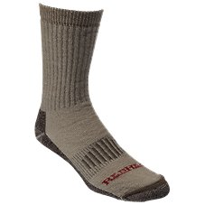 RedHead Lifetime Guarantee Midweight Wool Crew Socks for Men