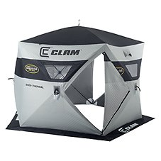 Clam Jason Mitchell Elite Series Thermal 5000 Ice Shelter Image