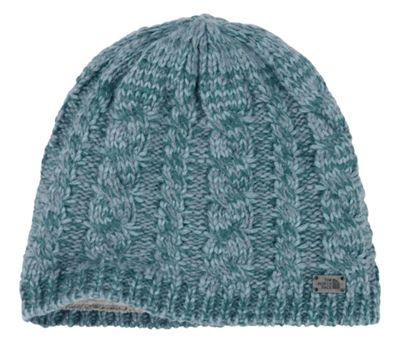 The North Face Fuzzy Cable Beanie for Ladies  f72e78d46f4
