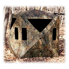 Big Game Treestands Charger Hub Style Ground Blind