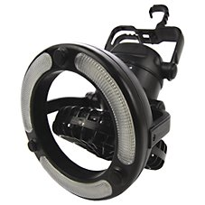 Clam Fan/LED Light Combo - Large