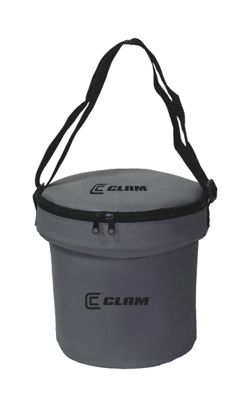 Clam Bait Bucket with Insulated Carry Case - .6 Gallon