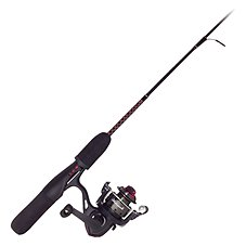 Ugly Stik GX2 Ice Fishing Rod and Reel Combo