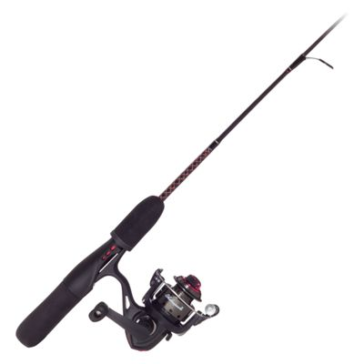 Shakespeare Ugly Stik GX2 Ice Fishing Rod and Reel Combo - USGXICE30MHCBO
