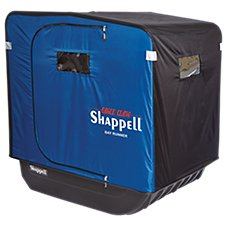 Shappell Bay Runner Sled-Based Cabin