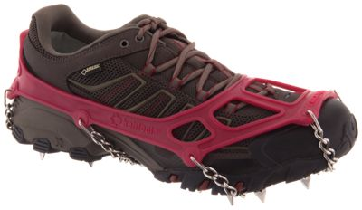 Kahtoola MICROspikes Ice Cleats - Red - M