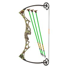 Bass Pro Shops NXT Generation Rapid Riser Toy Compound Bow for Youth