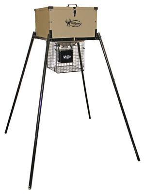 Wildgame Innovations Flat Box Game Feeder Systems – 200 lbs.