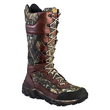 RedHead RCT Side Zip Bone-Dry Waterproof Snake Boots for Men