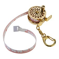 White River Fly Shop Reel Tape Measure