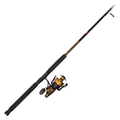 Penn spinfisher v 6500 live liner spinning rod and reel for Bass pro fishing reels