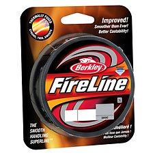 Berkley fireline fused fishing line 125 yards bass pro for Bass pro shop fishing line
