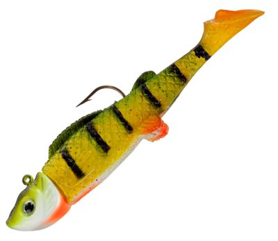 Bass Pro Shops Crappie Maxx Paddle Tail Minnow 1 12 Perch 132 oz