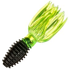 Black Chartreuse Tail