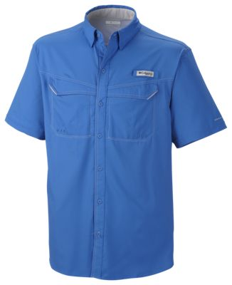 6ef03bb4f0d Columbia PFG Low Drag Offshore Short-Sleeve Shirt for Men | Bass Pro ...
