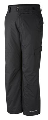 Columbia Snow Gun Pants for Men - Black - XL