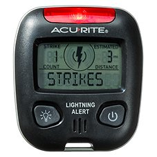 AcuRite Instruments Portable Lightning Detector