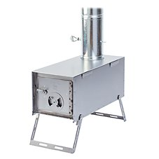 Kni-Co Packer Wood Camp Stove