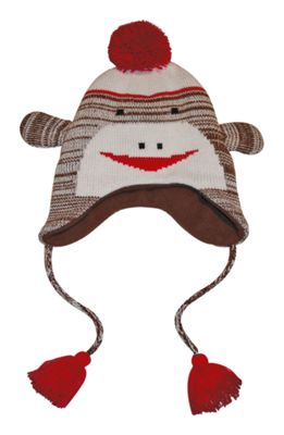 MUK LUKS Sock Monkey Hat for Infants and Toddlers | Bass Pro Shops