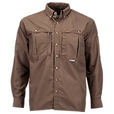 a881760bc88b7 Drake Waterfowl EST Vented Wingshooter's Long-Sleeve Shirt for Men