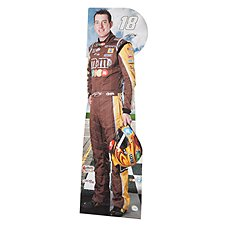 NASCAR Life-Size Standee - #18 Kyle Busch