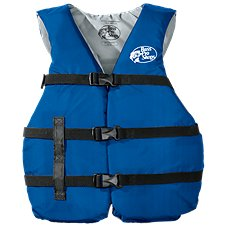 Bass Pro Shops Adult Universal Life Vest - 4-Pack