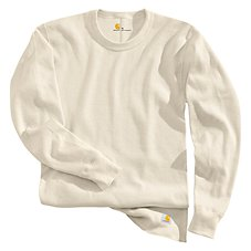 Carhartt Base Force Cotton Super-Cold Weather Crewneck Top for Men
