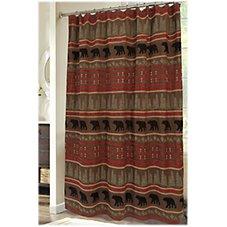 Bear Country Collection Shower Curtain