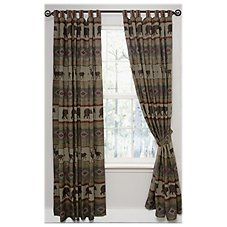 Heartland Collection Tab Drapes