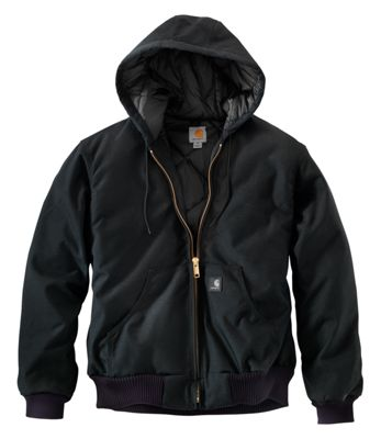 c62beb9e3ba ... The Carhartt Extremes ArcticQuilted Active Jac for men is perfect for  guys who work outdoors in extremely cold weather. This waterrepellent work  jacket ...