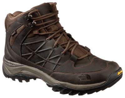 THE NORTH FACE Men's Storm III Low Hiking Shoes, Coffee Brown
