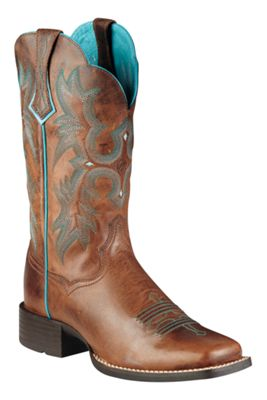 c906523f874 Ariat Tombstone Western Boots for Ladies Sassy Brown 75 M