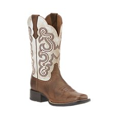 Ariat Quickdraw Western Boots for Ladies