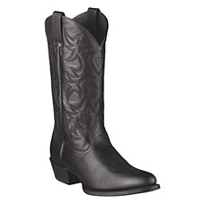 Ariat Heritage Western R-Toe Cowboy Boots for Men