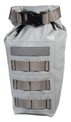 White River Fly Shop Heat Tactical MOLLE-Style Roll-Top PVC Pouch