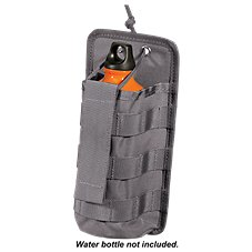 White River Fly Shop Heat Tactical MOLLE-style Water Bottle/Staff Pouch
