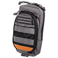 White River Fly Shop Heat Tactical MOLLE-style Vertical Double Pocket