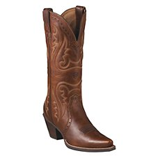 Ariat Heritage Western X-Toe Western Boots for Ladies