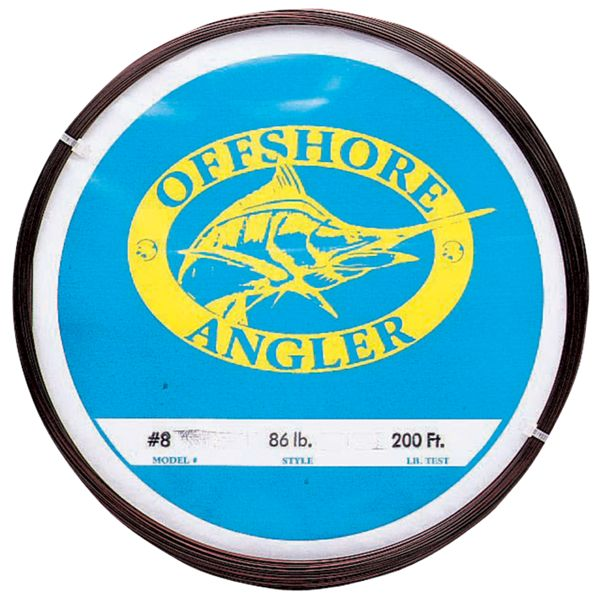 Offshore Angler Leader Wire - 42' - 80 lb. Test