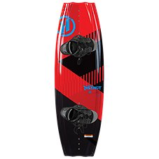 Hydroslide Edge Jr. 122 Wakeboard with Chaser Bindings
