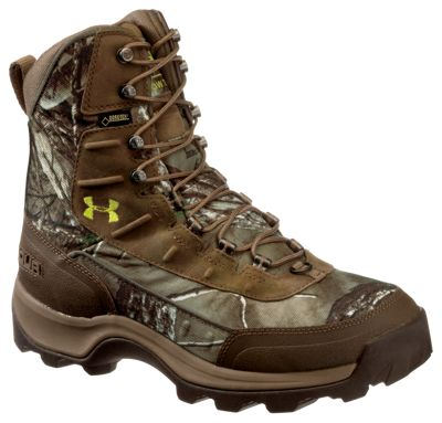 b9ea2277cdf Under Armour Brow Tine 8'' 800 GORE-TEX Waterproof Insulated Hunting ...