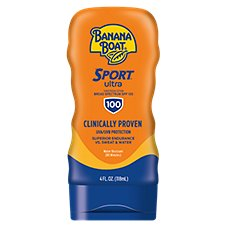 Banana Boat Sport Performance Broad Spectrum Sunscreen Lotion