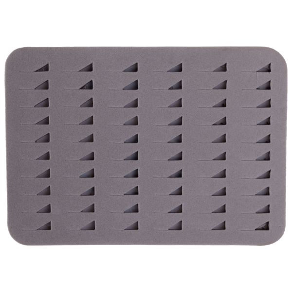 White River Foam Fly Patch - Gray
