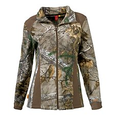 SHE Outdoor Full Zip Fleece Jacket for Ladies